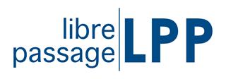 Libre Passage LPP Logo